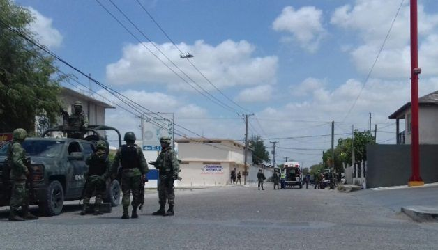 Alertan por detonaciones en Reynosa - Foto de archivo