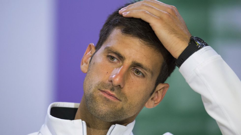 Djokovic no jugará el resto de 2017 por lesión de codo - Foto de AELTC, Joe Toth/via AP