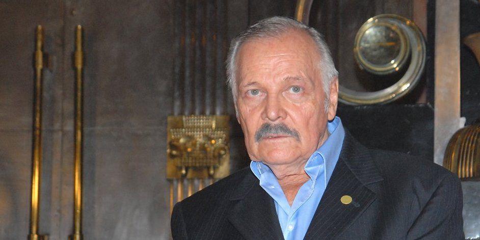 Homenaje a José Luis Cuevas en Bellas Artes - Foto de Twitter