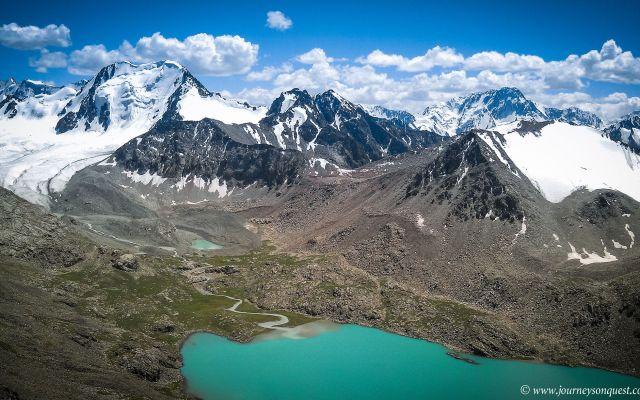 Glaciares en China en riesgo de derretirse - Foto de Wikipedia