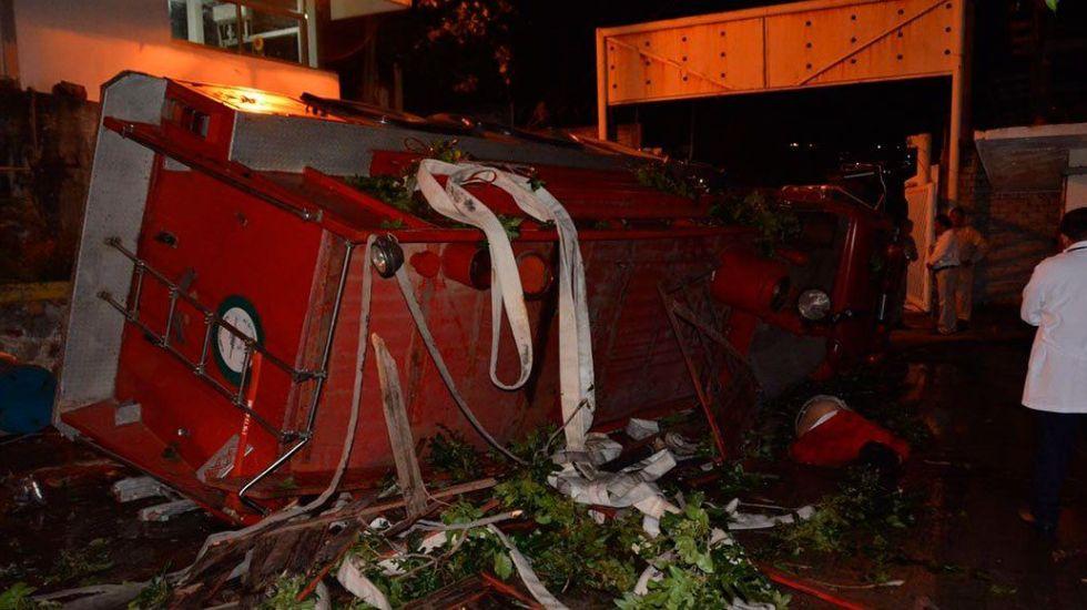Muere bombero en refinería de Salina Cruz - Foto de Quadratin