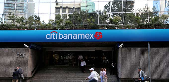 Reportan fallas en servicio de Citibanamex