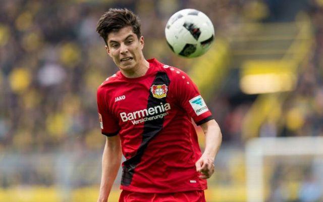 Kai Havertz renueva con el Leverkusen - Foto de ESPN