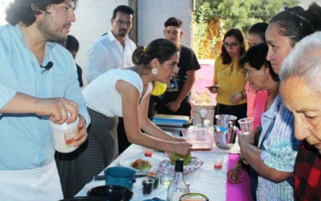 Llevan cocina francesa a Tacubaya - Foto de Eunice Rendón