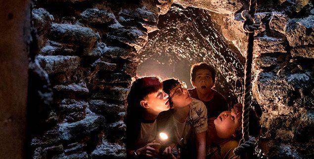 Filtran nuevas imágenes de la película Eso - Foto de Entertainment Weekly