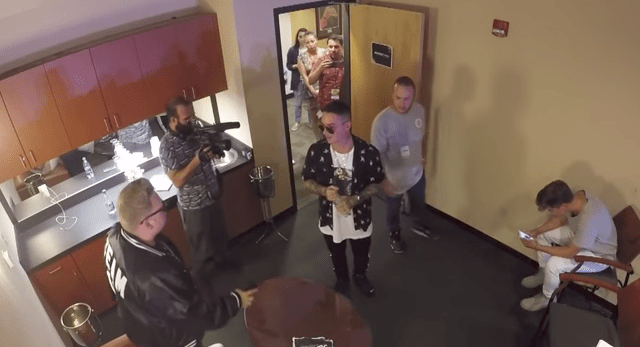 #Video J Balvin devuelve broma a youtubers