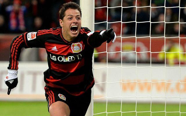 Aceptan en Leverkusen que han recibido ofertas por Chicharito