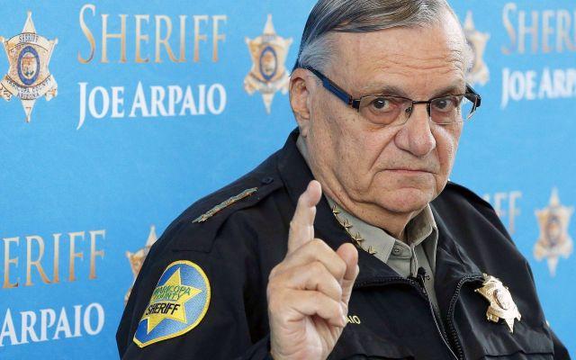 Jueza rechaza borrar fallos contra Arpaio pese a indulto de Trump - Joe Arpaio. Foto de AP