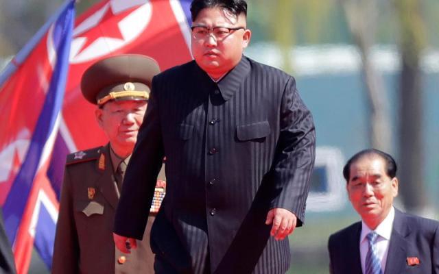ONU impone sanciones a Corea del Norte - Kim Jong-un. Foto de AP