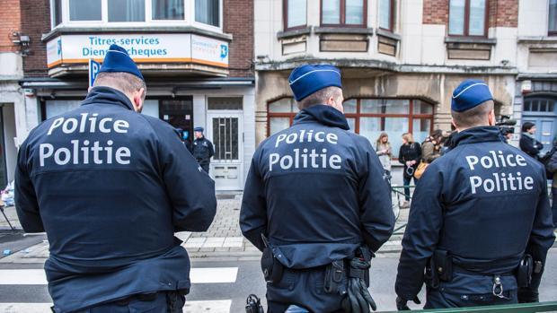Evacuan Palacio de Justicia de Bruselas por vehículo sospechoso - Foto de Reporte 24X7