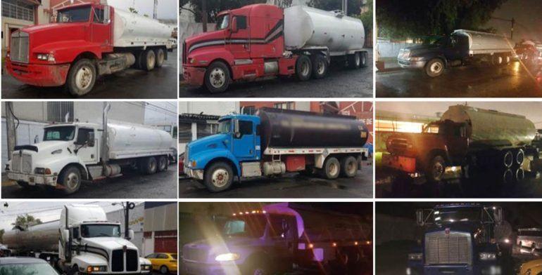 FGR halla 36 mil 620 litros de gasolina presuntamente robada en bodegas en Yucatán - Foto de Quadratín