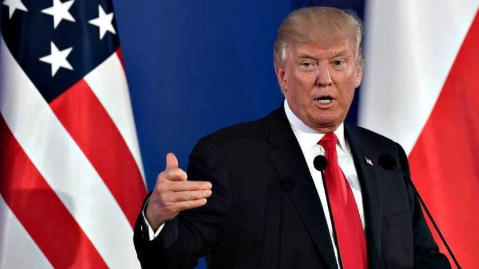 Corte Suprema permite a Trump aplicar veto migratorio - Foto de AFP