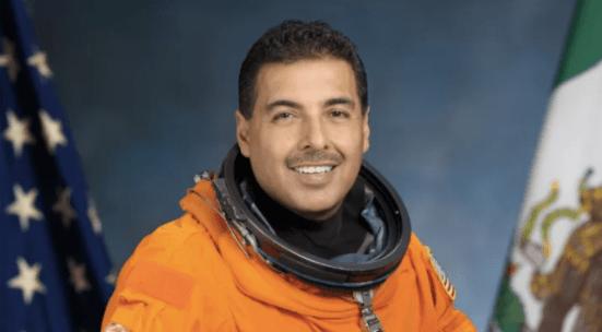 #Video Astronauta mexicano da recomendaciones para seguir el eclipse