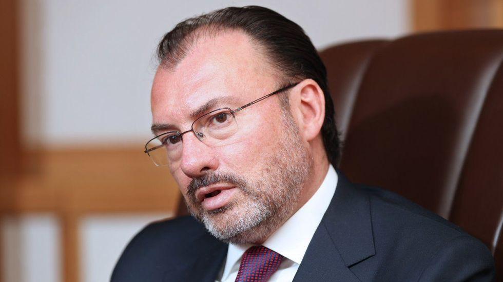 Videgaray visitará el Caribe para mitigar influencia de Venezuela: Reuters - Foto de SRE