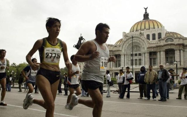 Cambia de ruta el Maratón de la Ciudad de México - Foto de MXCity