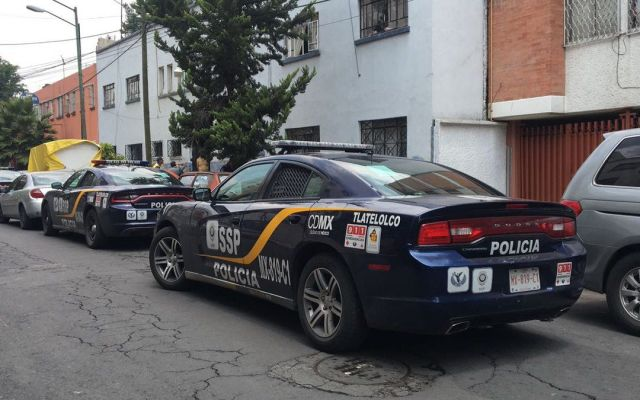 Adulto mayor se suicida en la Peralvillo