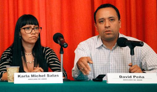 Revelan que abogados de caso Narvarte fueron espiados - Foto de Cima