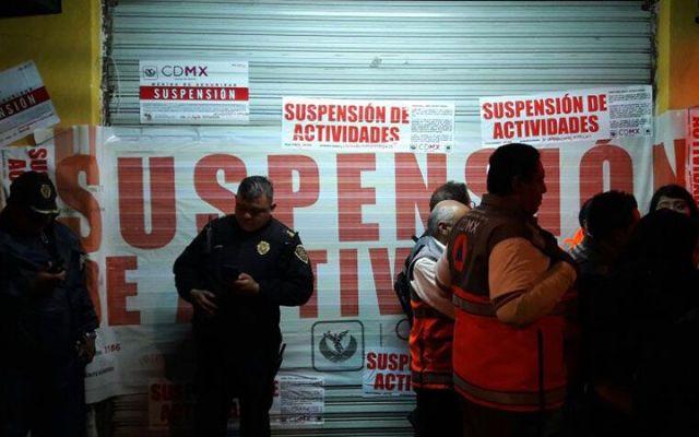 Clausuran seis bares del Centro por irregularidades