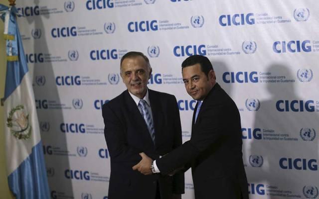 Guatemala expulsa a comisionado anticorrupción