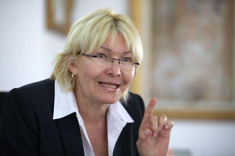 El chavismo fracasó: Luisa Ortega - Luisa Ortega. Foto de CNN