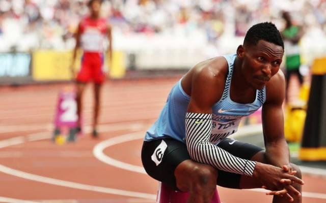Infección gastrointestinal afecta a varios atletas en Mundial de Atletismo