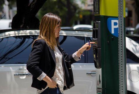 No operan parquímetros, candados ni corralones en la Ciudad de México - Foto de Milenio