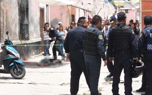 Tiroteo en la Morelos deja un muerto y dos heridos