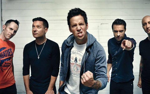 Simple Plan anuncia gira por México