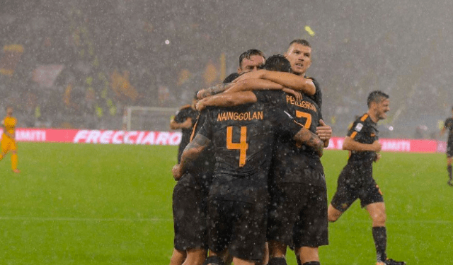 Moreno debuta con triunfo de la Roma