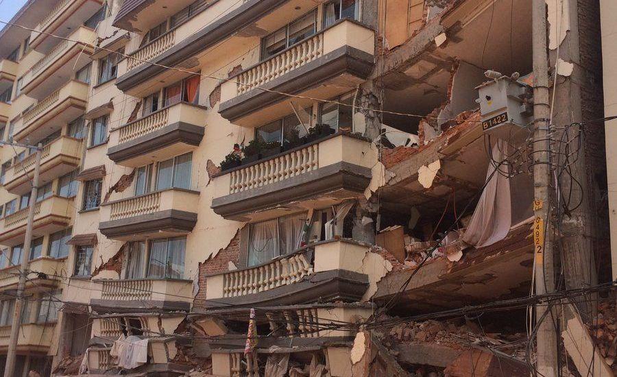 Damnificados de Coquimbo 911 tendrán nuevos departamentos - Foto de @vidavacia05