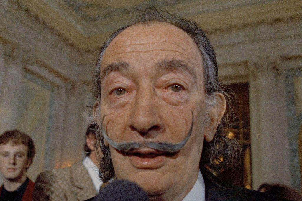 ADN confirma que Pilar Abel no es hija de Dalí - Foto de AP