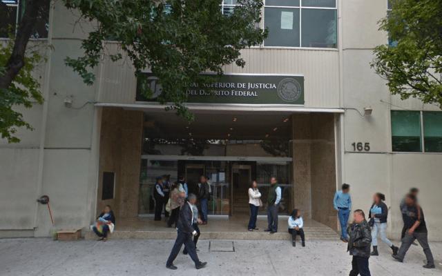Oficinas de Isabel La Católica #165 no se utilizarán más: TSJ - Foto de Google Maps