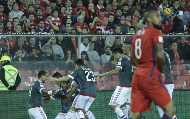 Cada vez me falta menos para irme de la selección: Arturo Vidal