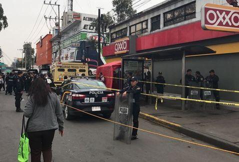 Intento de asalto en Iztapalapa deja dos muertos y dos heridos