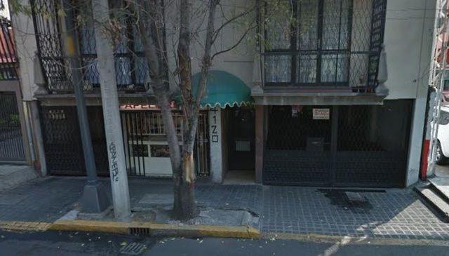 Prevén demolición de edificio en División del Norte tras sismo - Foto de Google