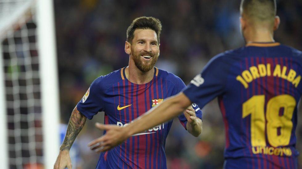 Messi el latino mejor pagado de 2017 - Foto de Sky Sports