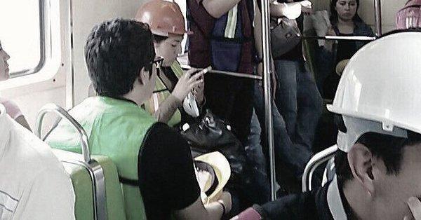 Metro continuará brindando servicio gratuito el viernes - Foto de Crónica