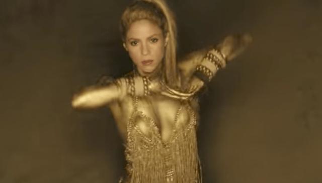 Shakira lanza nuevo video con Nicky Jam