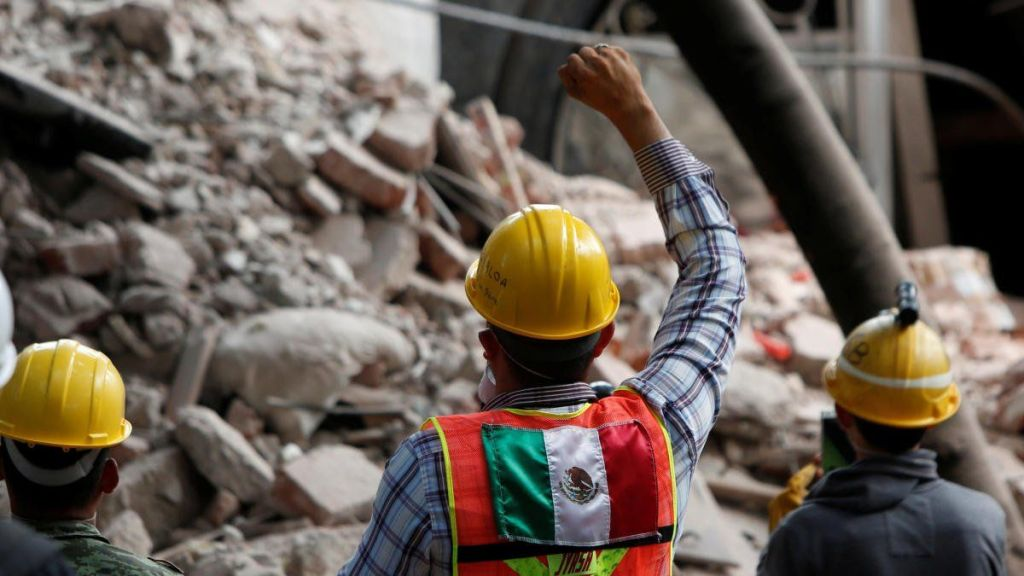 #Video Fonden no tiene recursos, tiene deudas, advierte Arturo Herrera - Daños en CDMX por sismo del 19 de septiembre de 2017. Foto de CNN