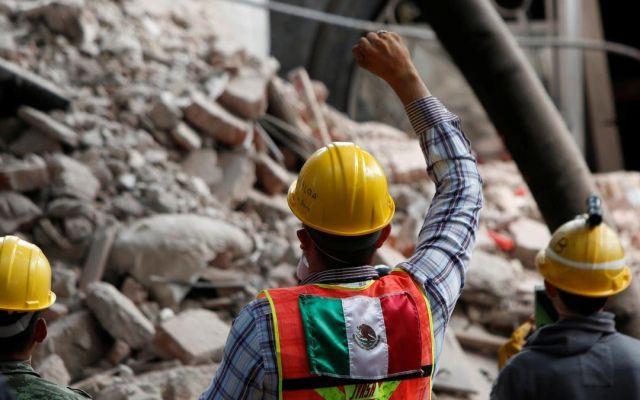 Los terremotos que unieron a México - Foto de CNN