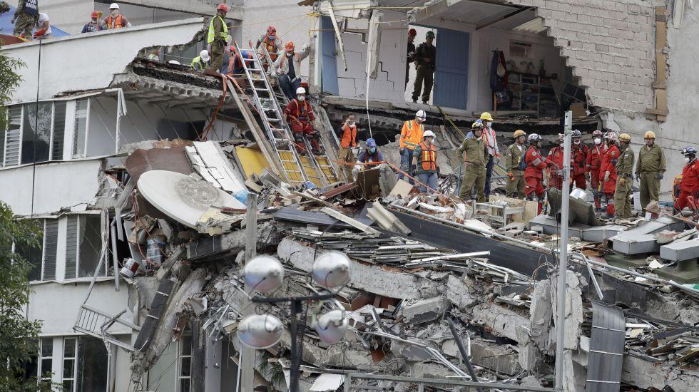 SkyAlert detectará sismos en 22 estados de la República - Foto de AP