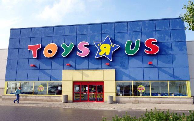 """Toys """"R"""" Us se declara en quiebra - Foto de Reddit"""