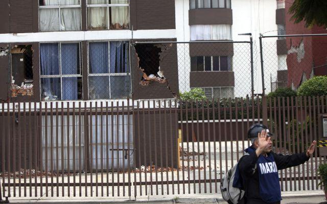 Afectados por el sismo piden a Mancera ejercer recursos - Foto de Marco Antonio Cruz
