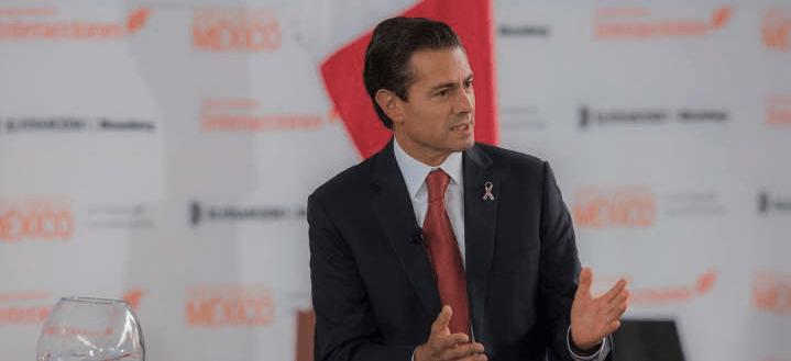 Enrique Peña Nieto. Foto de Milenio