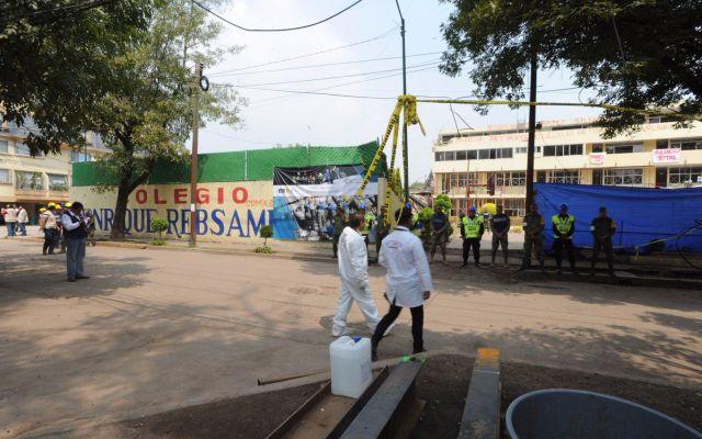 PGJ pide detención de directora del Colegio Rébsamen - Foto de Internet