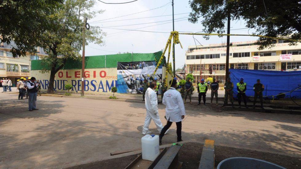 Dueña del colegio Rébsamen vuelve a faltar a citatorio de la PGJ - Foto de Internet