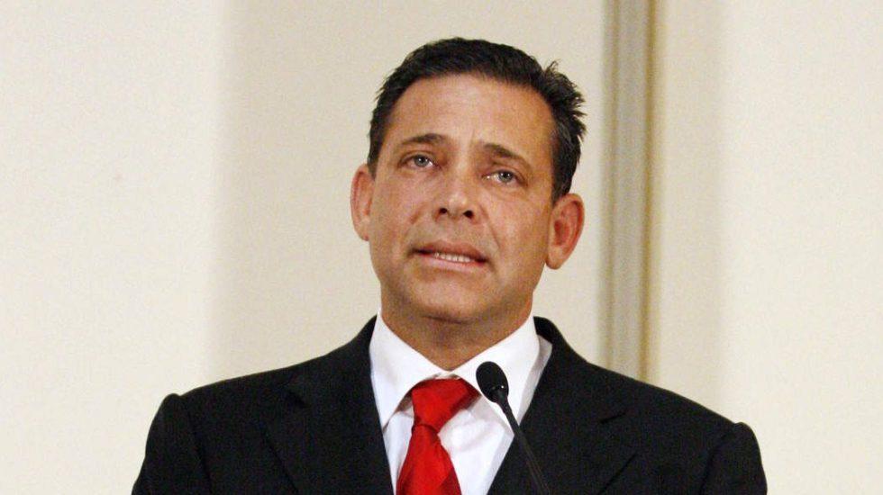 Congelan extradición de Eugenio Hernández - Eugenio Hernández Flores. Foto de El Siglo de Torreón
