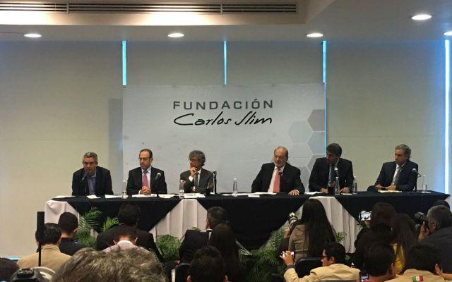 Fundación Carlos Slim junta más de dos mil mdp para afectados por sismos - Foto de @BancoInbursa