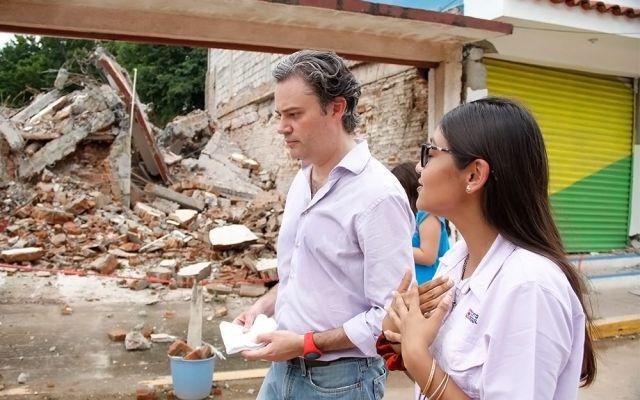 No se perderá el ciclo escolar en estados afectados por sismos: Nuño - Foto de Gobierno de México