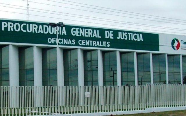Cesan a perito en Tamaulipas por afectar línea de investigación - Foto de PGJ Tamaulipas